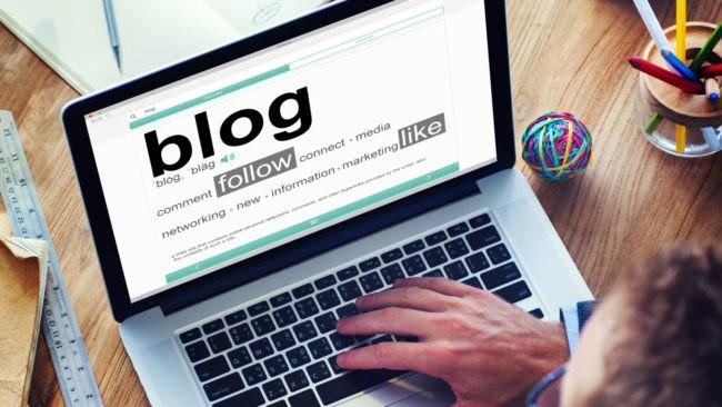 Зачем на сайте блог? Ну, например, на этом…