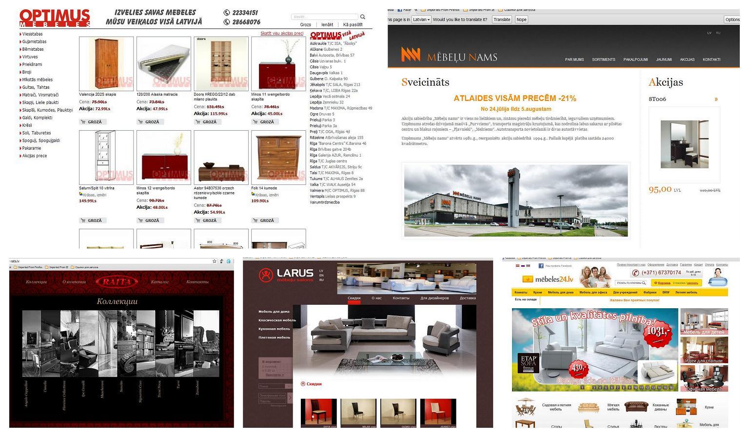 продающие сайты