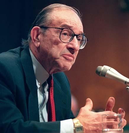 Алан Гринспен Alan Greenspan