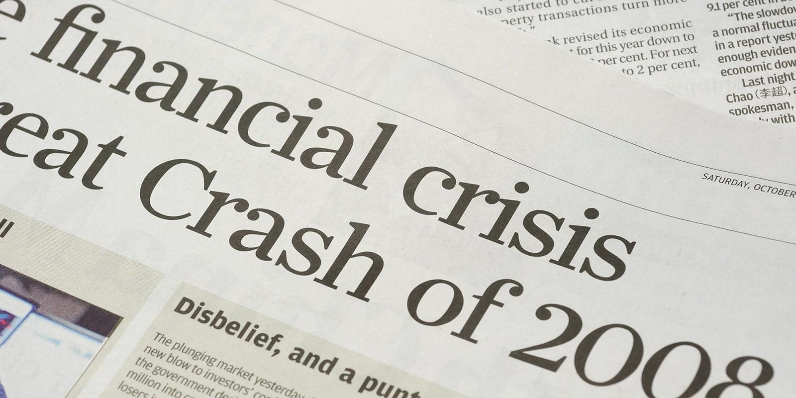 Алхимия финансового кризиса-2008