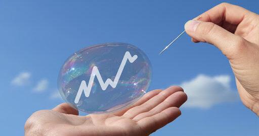 Финансовый пузырь в Сети?