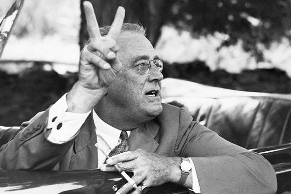 Как преодолеть кризис: рецепт от Рузвельта