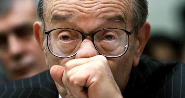 Во всем виноват Гринспен