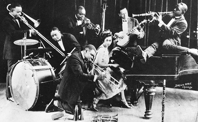 Загадки эпохи джаза