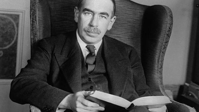 Триумфальное возвращение Джона Мейнарда Кейнса