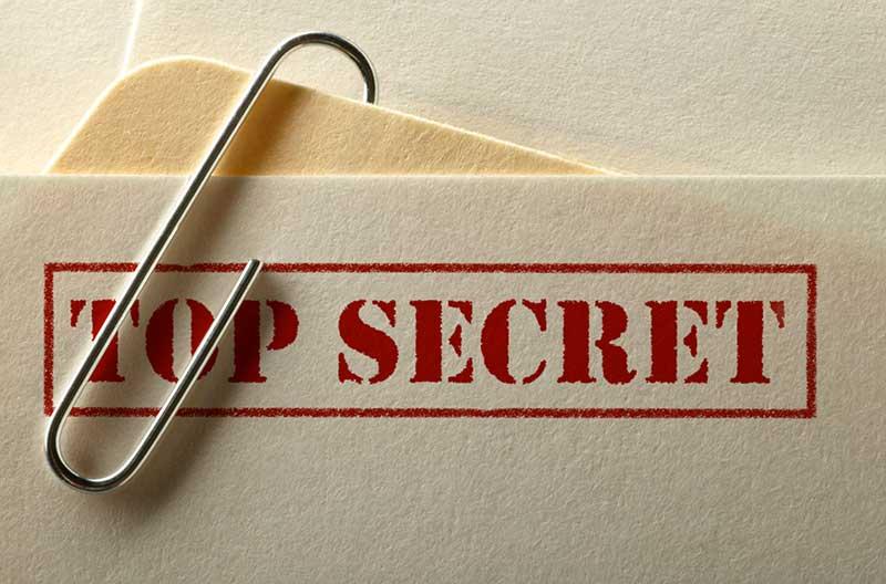 К чему столько тайн?