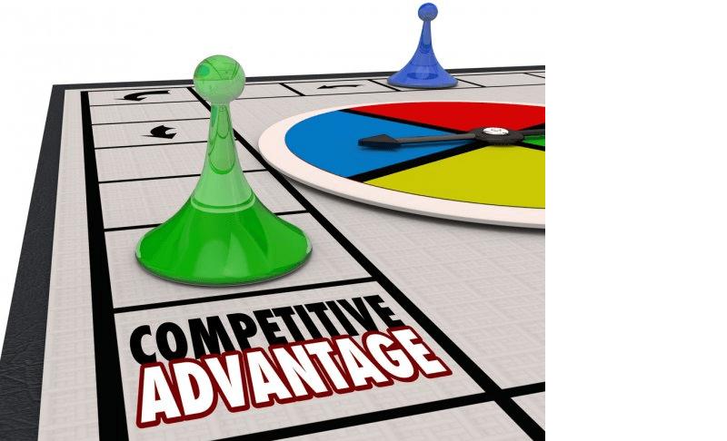 Конкурентные преимущества в стратегии компании