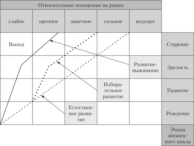 Виды матриц в экономике