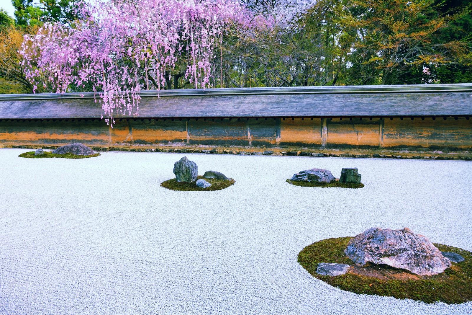 Сколько камней в саду Реандзи?