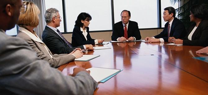 Совет директоров и выработка стратегии