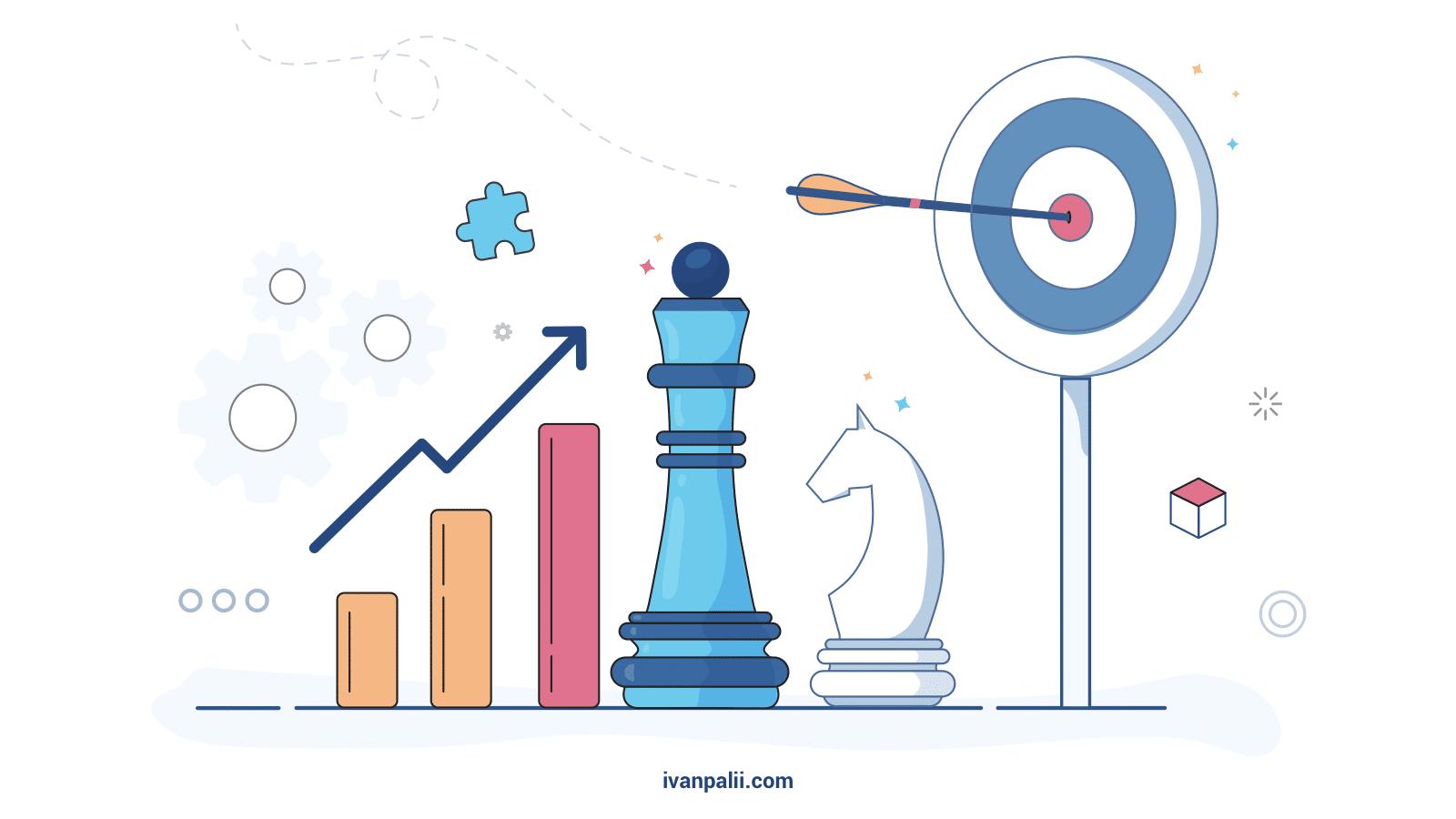 17 моделей построения стратегии