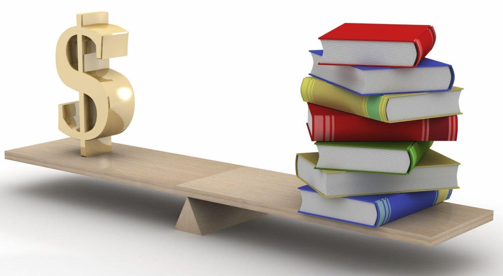 Что первично - знания или деньги?