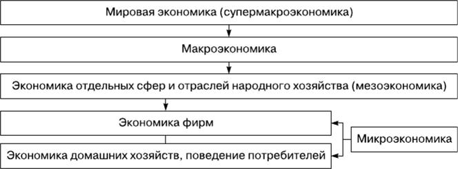 Профессиональная классификация экономистов