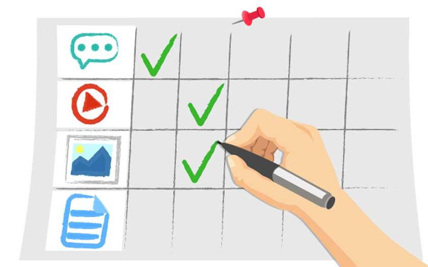 Исчерпывающее руководство по планированию контента