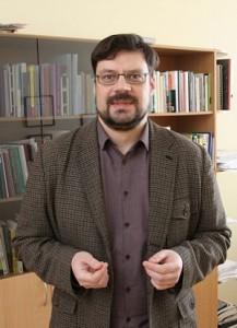 Политолог Андрей Бердников