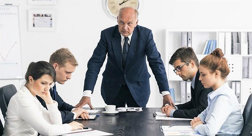 10 причин, по которым начальство ненавидит сотрудников