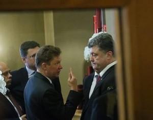 Миллер Порошенко