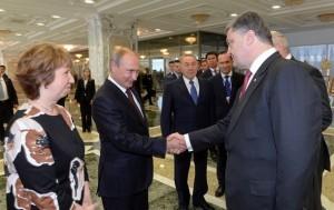 Порошенко и Путин готовятся к новому разговору