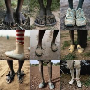 обувь Африка сторителлинг