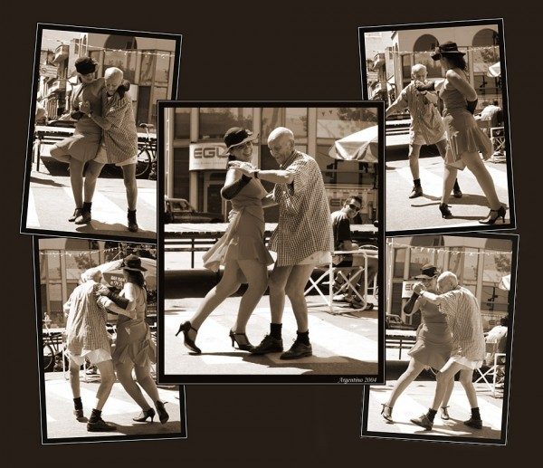 Когнитивный диссонанс: пожилой человек танцевать не должен. Тем более танго!