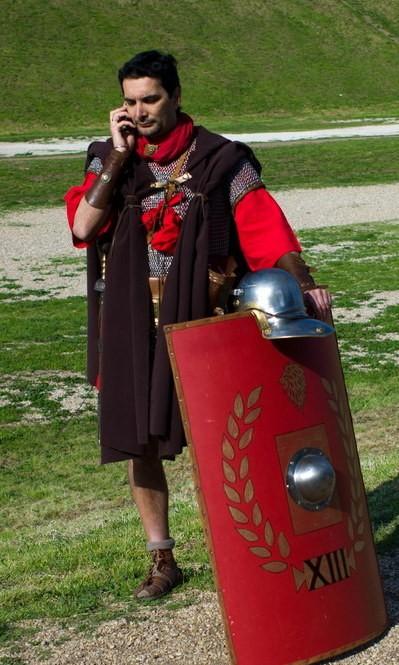Звонок Цезарю