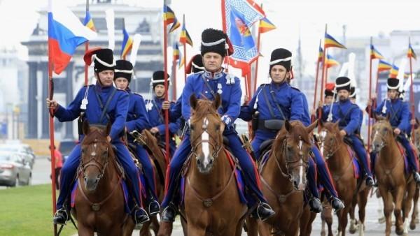 казаки кавалерия