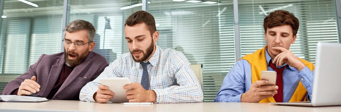 Как разработать стратегию продуктивного совещания