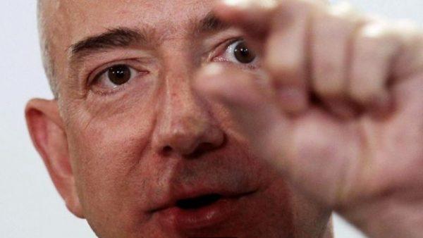 Image copyrightGETTY IMAGES Глава Amazon Джефф Безос известен своими фирменными высказываниями вроде