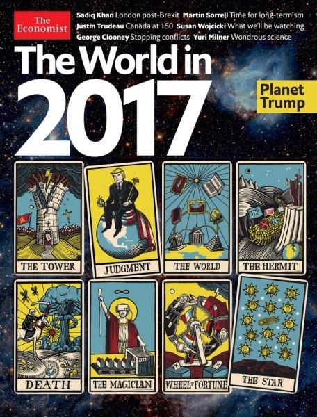 Economist пророчество Ротшильдов