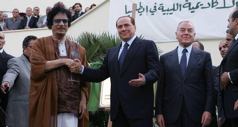 Цена дружбы с Западом для полковника Каддафи