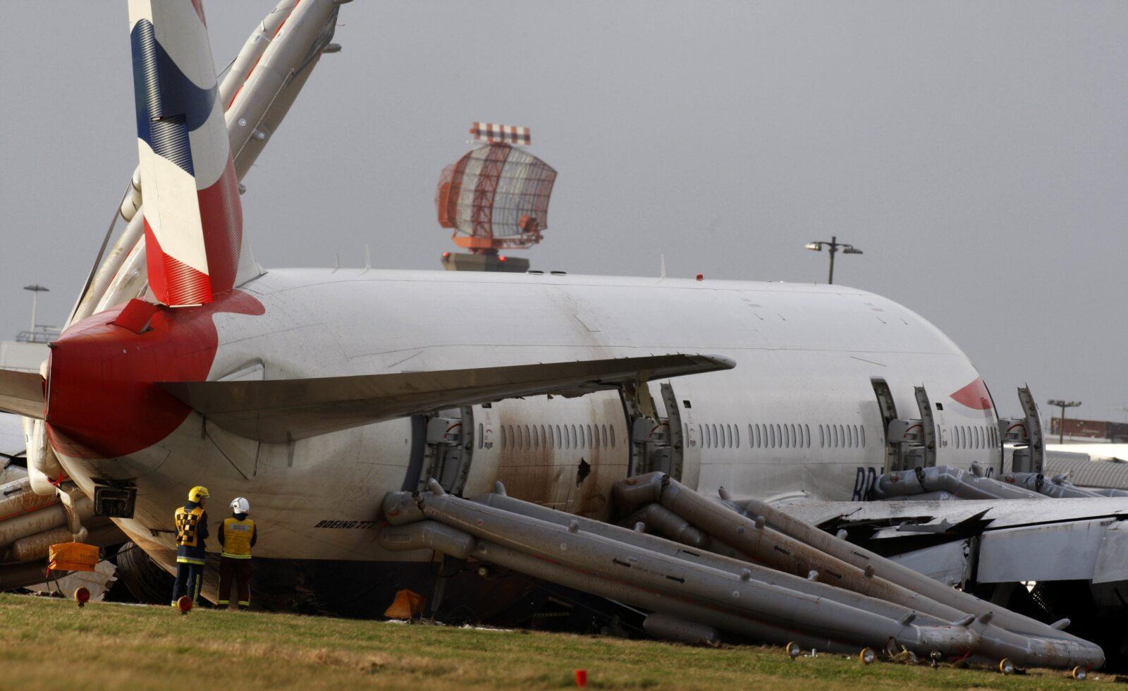 BRITISH AIRWAYS: КОШМАР НА НОВОСЕЛЬЕ