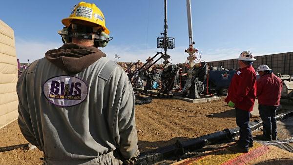США сланцевая нефть