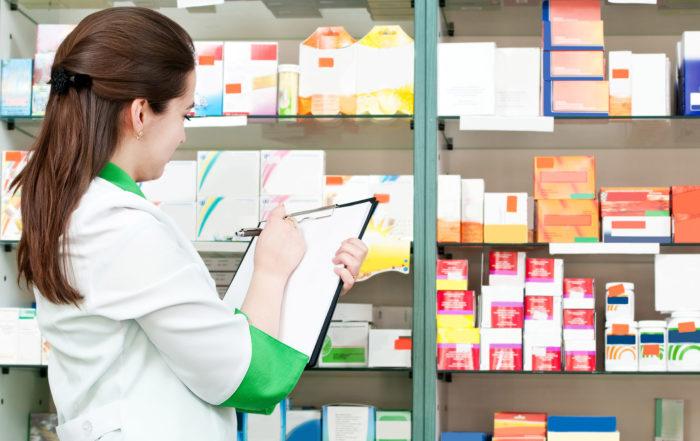 Экспресс-диагностика процесса формирования ассортимента в аптечной сети
