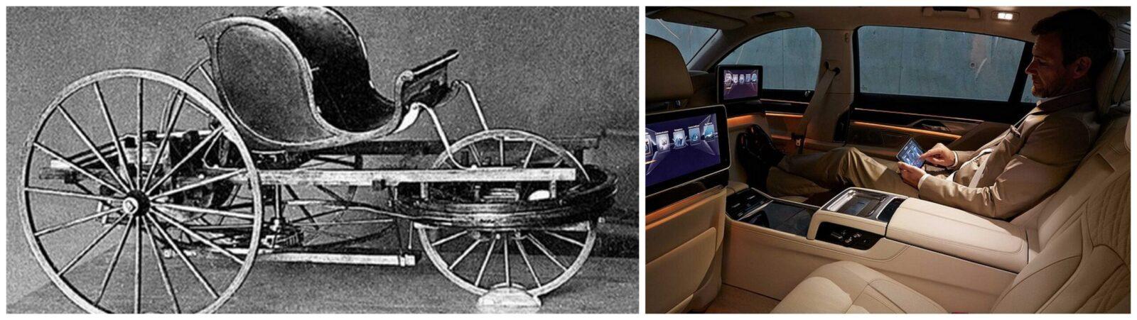 Стальные машины истории