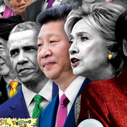 Расшифровано пророчество Ротшильдов на 2016 год на обложке журнала The Economist