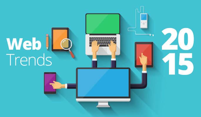 17 ключевых трендов в веб-дизайне 2015 года