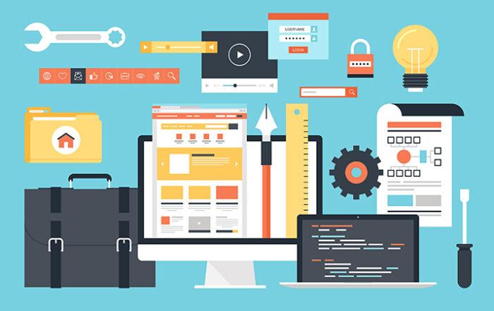 25 основных трендов веб-дизайна 2017 года
