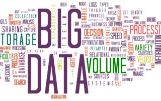 Большие данные (Big Data)